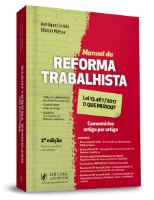 MANUAL REFORMA TRABALHISTA