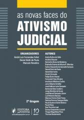 Imagem - As Novas Faces do Ativismo Judicial - 2a tiragem