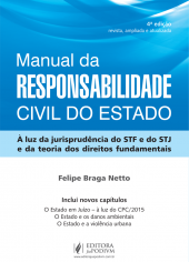 Imagem - Manual da Responsabilidade Civil do Estado (2017)