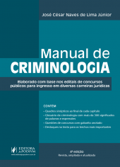Imagem - Manual de Criminologia (2017)