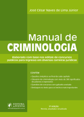 Imagem - Manual de Criminologia