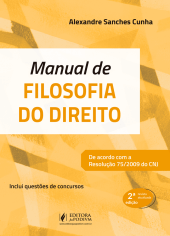 Manual de Filosofia do Direito (2019)
