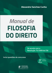 Manual de Filosofia do Direito (2020)