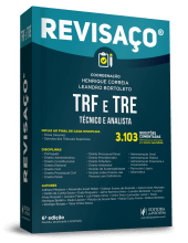 Revisaço - Analista do TRF e TRE - 3103 Questoes Comentadas (2019)