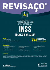 Revisaço - Analista e Técnico do INSS (2019)