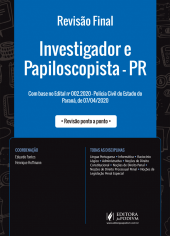 Revisão Final - Investigador e Papiloscopista PC-PR (2020)