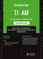 Revisão Final - TJ-AM (2019)