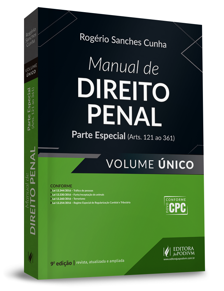 Manual de direito penal parte especial 2017 volume for Manual de acuicultura pdf